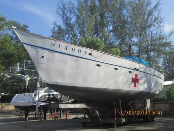 mission ship ixdos